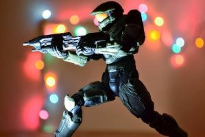 Master Chief by disposableheroine