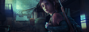 Sign66: The Last Of Us Ellie by Pstrnil