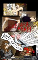 Epic Chaos! Chapter 3 page 29 by ArtByMelissaM