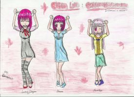 Elfenlied Caramelldansen by littleDragon14