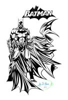 Batman Tatoo by JayDRivera