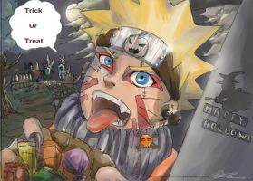 Naruto_Holloween by hyperbooster