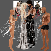 Game Of Thrones Fan Art Request by Corpse-Phucker