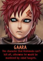 Gaara Motivational by the4thblackdragoness