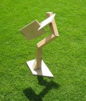 abstract chair by dopehatx