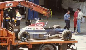 Tyrrell 020C (Spain 1993) by F1-history