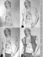 W.I.P. Criss Angel by dimaria