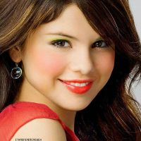 Selena Marie Gomez Make Up by itwasneverenough