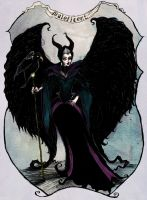 Maleficent the Magnificent by LaraBerge