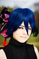 Kaito SHion [Fleeting Moon FLower] by Inukashix3
