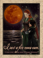 Kiliel - I saw a fire moon once by Faerietopia
