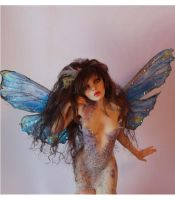 Rosoola fairy by polymer-people