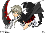 Maka Albarn Coloured by shamsoft14