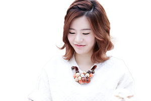 Snsd Sunny render png by poubery