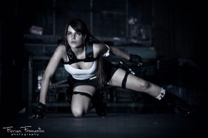Lara Croft by LiliDin