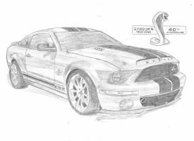 Shelby GT500 KR by PizDexXx