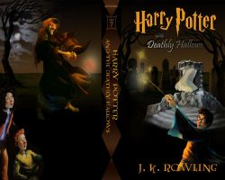 Deathly Hallows wallpaper by Eicats