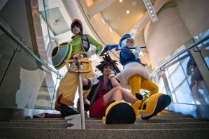 Kingdom Hearts by Hopie-chan