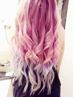 Purple highlights by sexypaige100