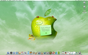 my Desktop by ValyX
