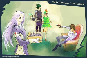 Varia Christmas Tree Contest by Carcaneloce