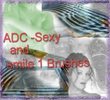ADC-Sexy and Smile - brushes 1 by 4sundance