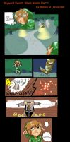 Skyward Sword: Silent Realm Part 1 by batwa