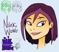 Nose Ring by AndrewArtist