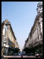 Buenos Aires by gridlockd