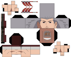 Hidan Young by hollowkingking