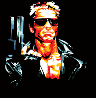 The Terminator by RonanQ