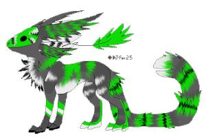 Creature Adopt #3 (Closed) by iheartart132