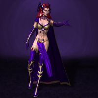 DC Universe Online Circe Updated by ArmachamCorp