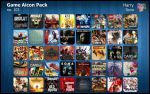 Game Aicon Pack 103 by HarryBana