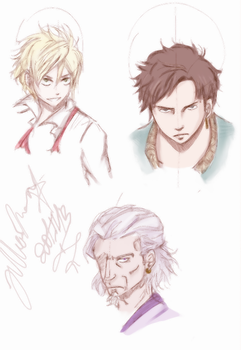 Colouring/Drawing practice by xSenbei