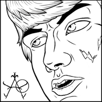 Avatar Lineart by Atrum-Imperium