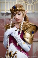 The Legend of Zelda: Princess Zelda by goddessnaya