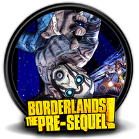 Borderlands: The Pre-Squel! - Icon by Blagoicons