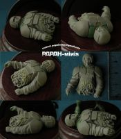 Dead Human Trooper by Papah-minis