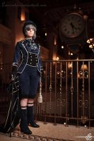 Ciel Phantomhive by Laurentea