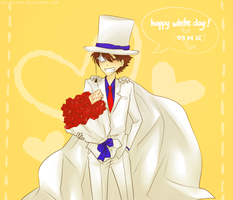 Happy White Day! by AlexaClyne