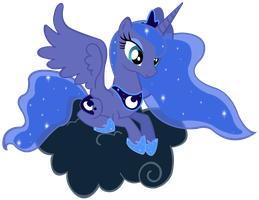 Princess of the Night by purplefairy456