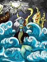 Fantastical Storm Colors by LOSHComixfan