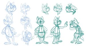 Silly doodles 18 by valdo-wolf