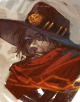 McCree by noax13