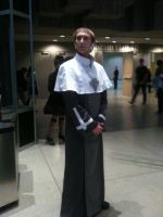 SakuraCon 2012: Soul Eater Justin by Fainting-Ostrich