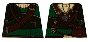 Lego Decals - Witcher 2 by LD-Skull