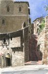 Assisi, Vicolo San Andrea by olivier2046