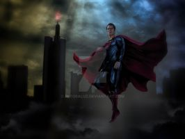 Superman - Reto Saluz by RetoSaluz