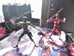 SH Figuarts Green VS Red by Renegade-V